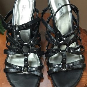 Kenneth Cole Sandals with wedge heel